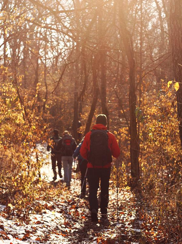 REI Hiking Matthiessen State Park