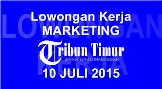 Lowongan Kerja Marketing