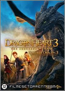 Coração de Dragão 3 - A Maldição do Feiticeiro Torrent Dual Audio
