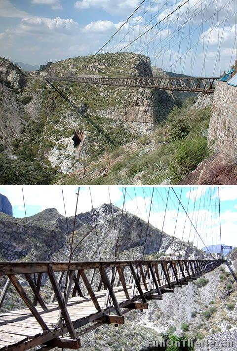 Puente de Ojuela (Mexico)