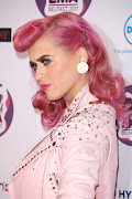 Katy Perry Pinkhair