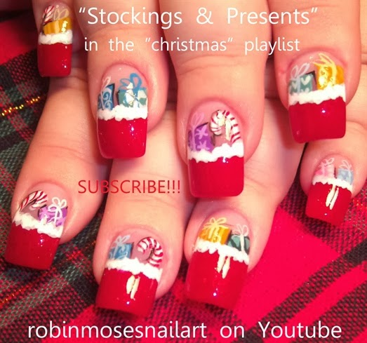 Robin Moses Nail Art Designs: Nail Art By Robin Moses: December 2012