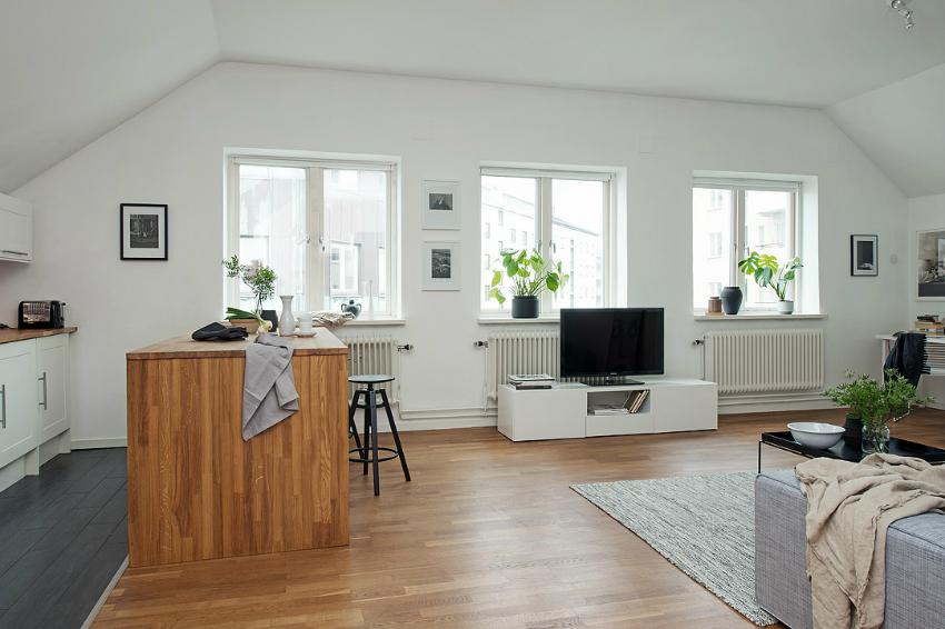 Apartamento nórdico de soltera by Habitan2