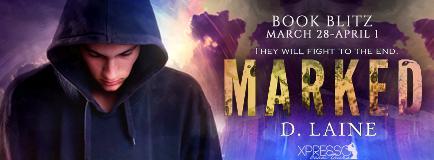 Marked Book Blitz