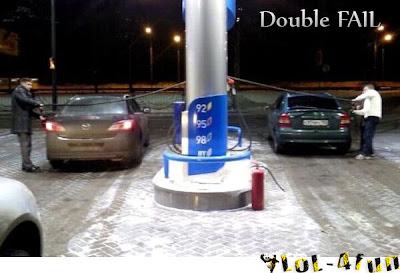 Double fail - funny fail photos