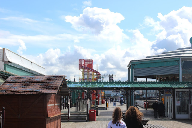 Blackpool North Pier Family Area