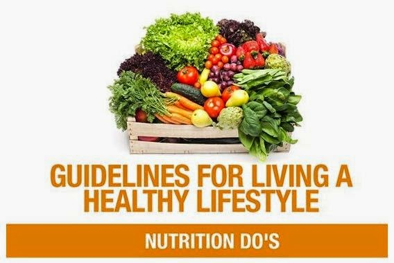 Nutrition Dos & Don'ts