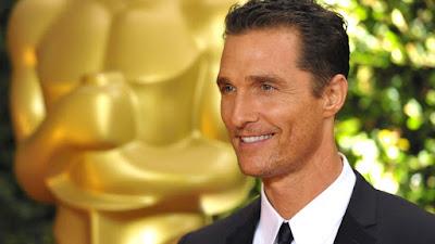 Biografi dan Daftar Film Matthew McConaughey