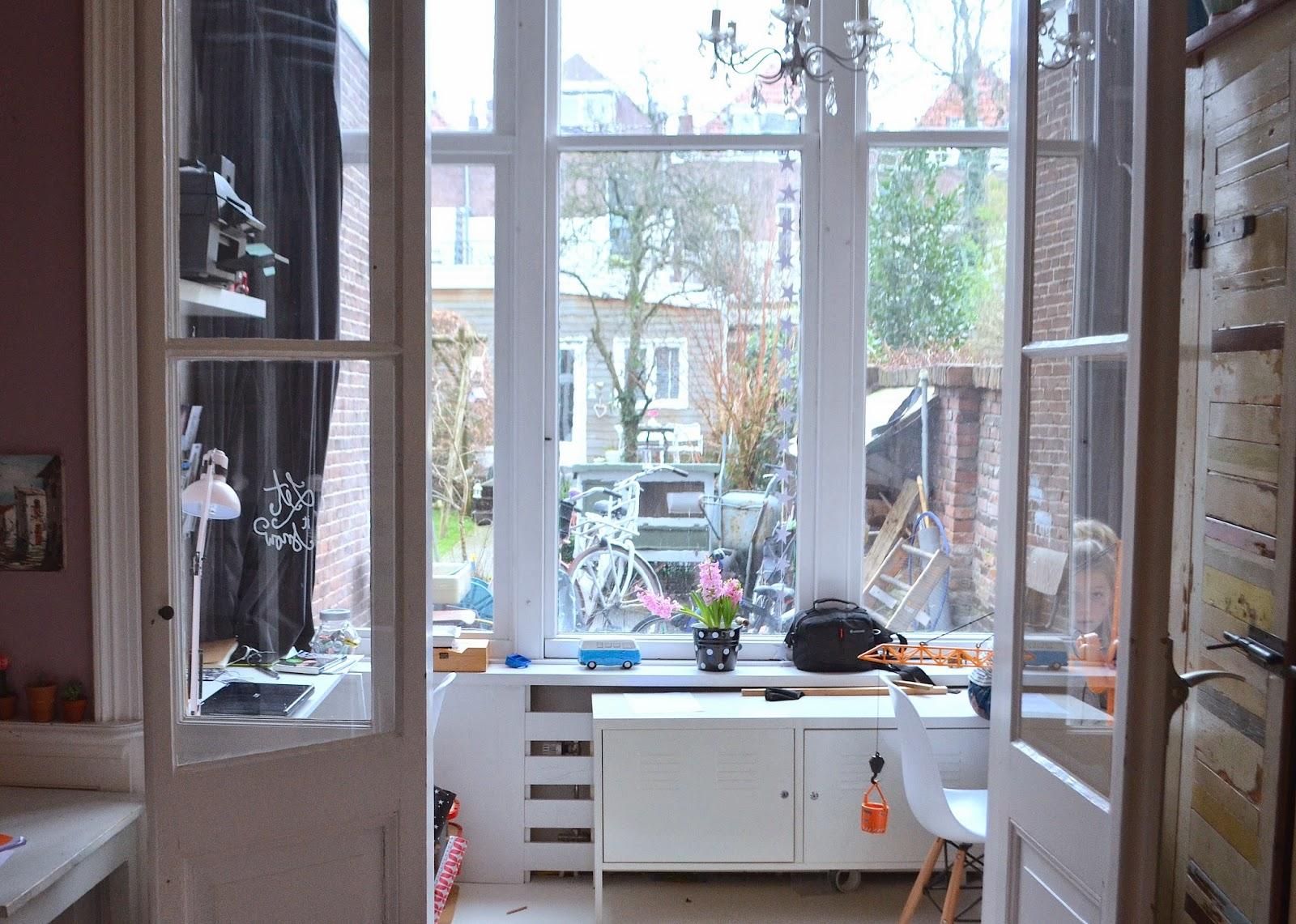 """l o e p : """"ik houd van huizen die anders zijn"""", Deco ideeën"""