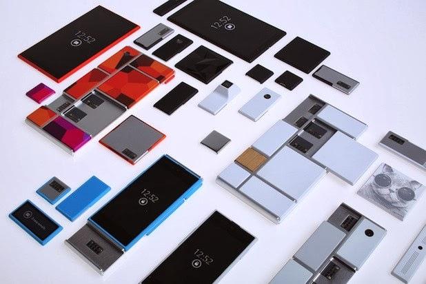 Motorola | 'Project Ara' | Modular Smartphone | Motorola Project Ara