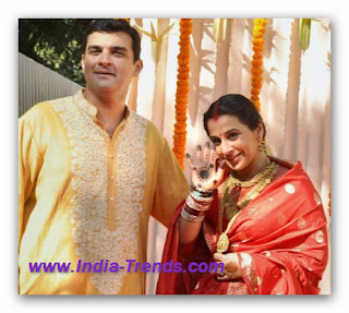 Vidya_Balan_Wedding_Reception_Photos