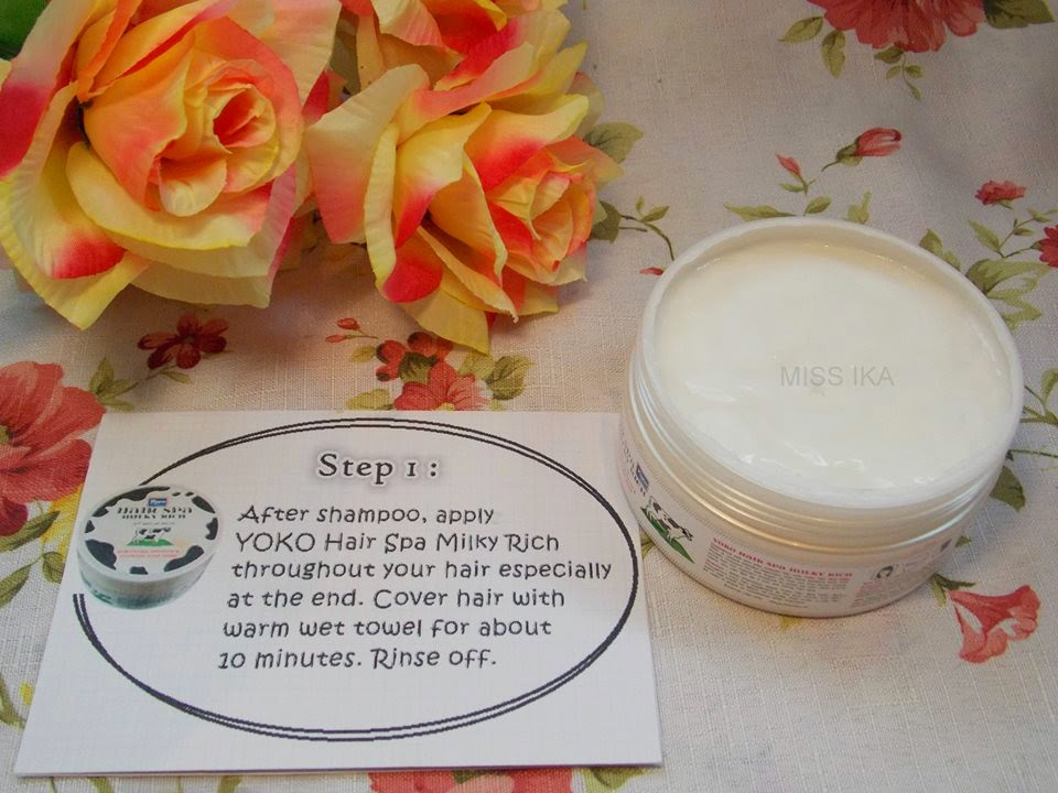 YOKO Milk Shower Essential Kit