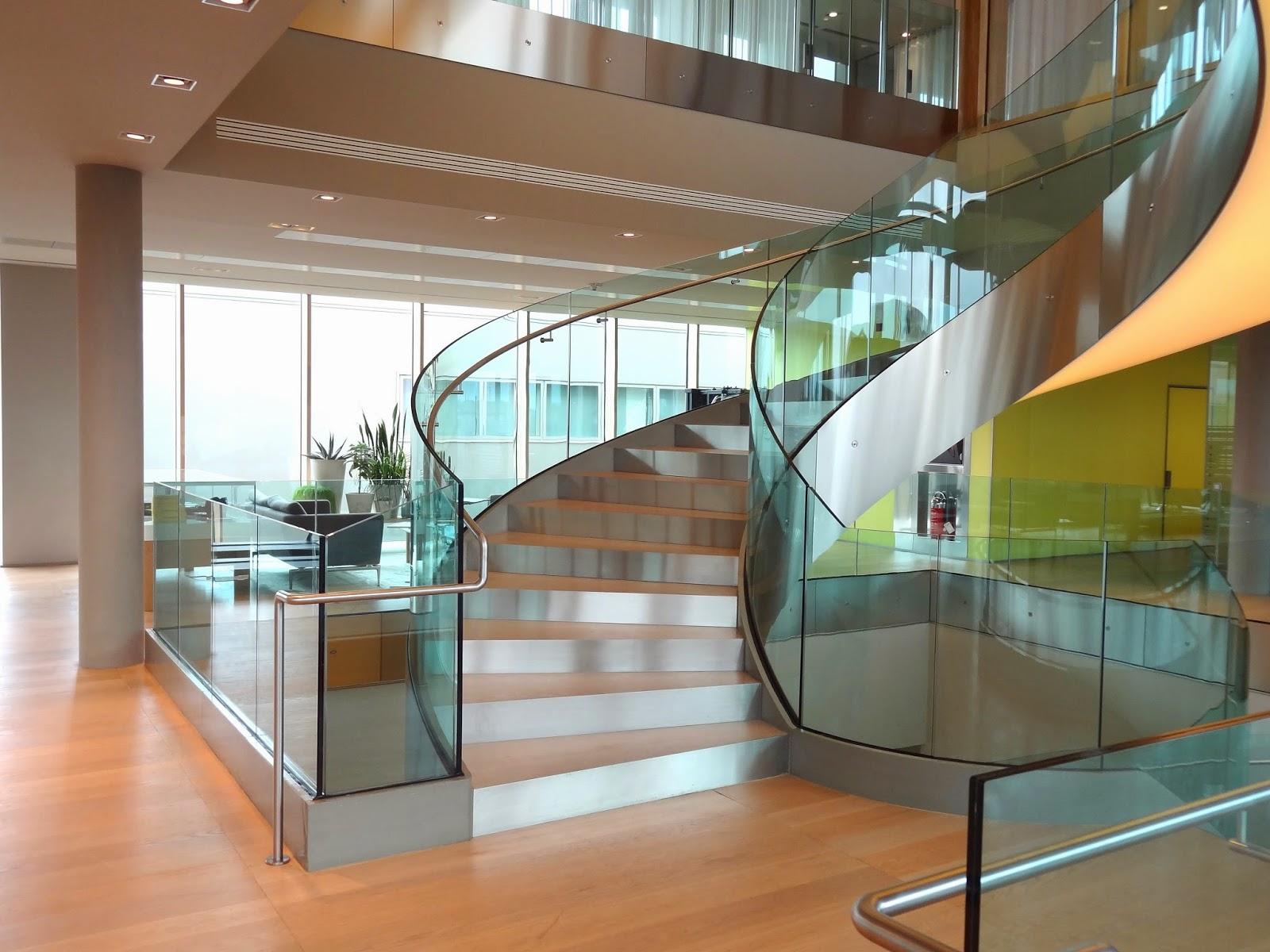 Technogym Wellness Village Architecture Stairs Lighting