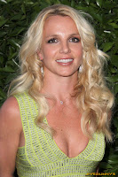 Britney Spears Southern Style St Bernard Project Event