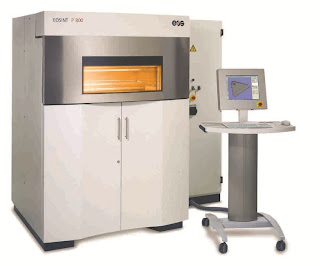 Paramount's EOSINT P 800 Laser Sintering System