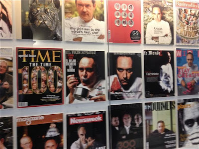 Portadas Revistas El Bulli