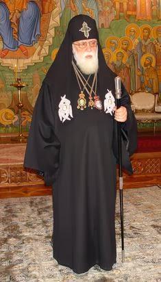 მისი უწმინდესობა ილია II