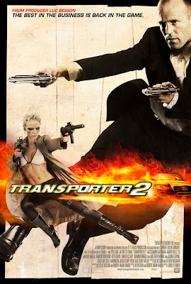 Watch Transporter 2 2005 BRRip Hollywood Movie Online | Transporter 2 2005 Hollywood Movie Poster