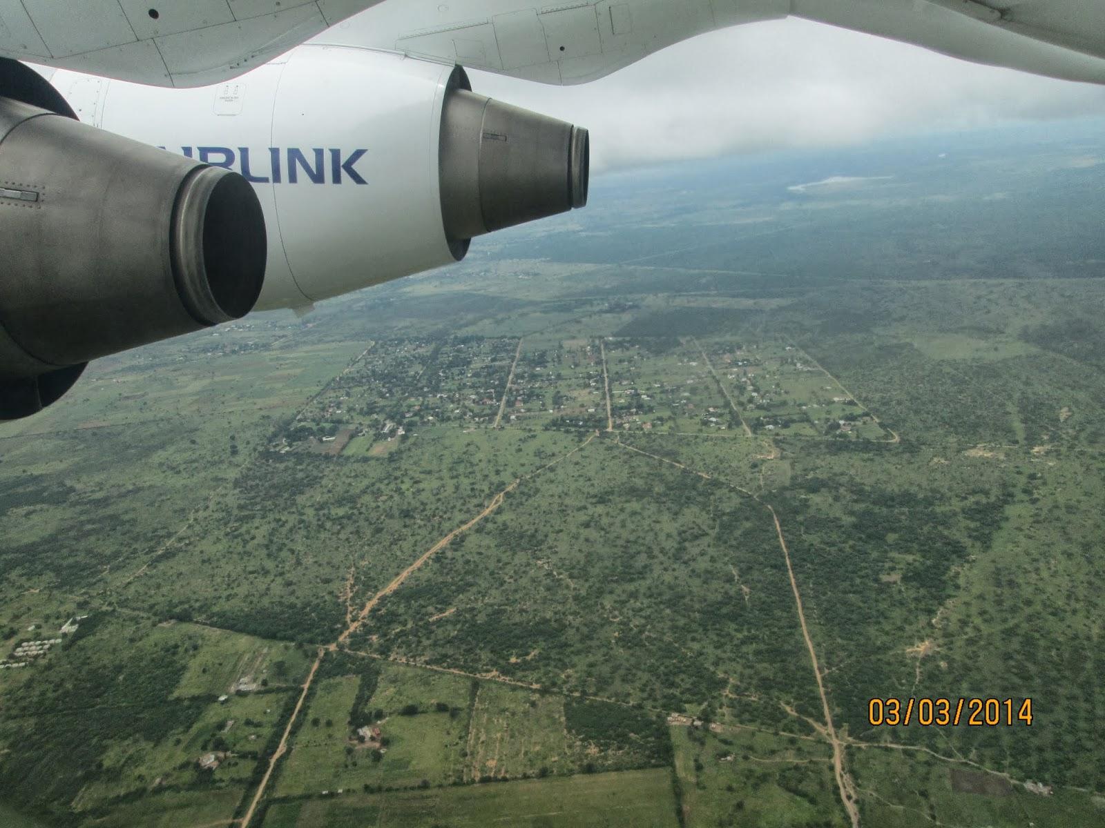 זימבבואה תמונת אוויר