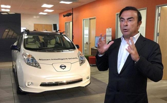 Carlos Ghosn, Tổng Giám đốc liên minh Renault - Nissan