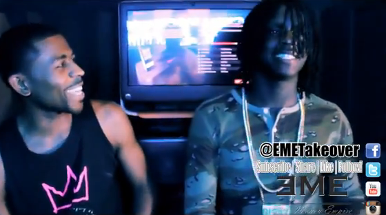 D Rose Chief Keef Video: Chief Keef Conf...
