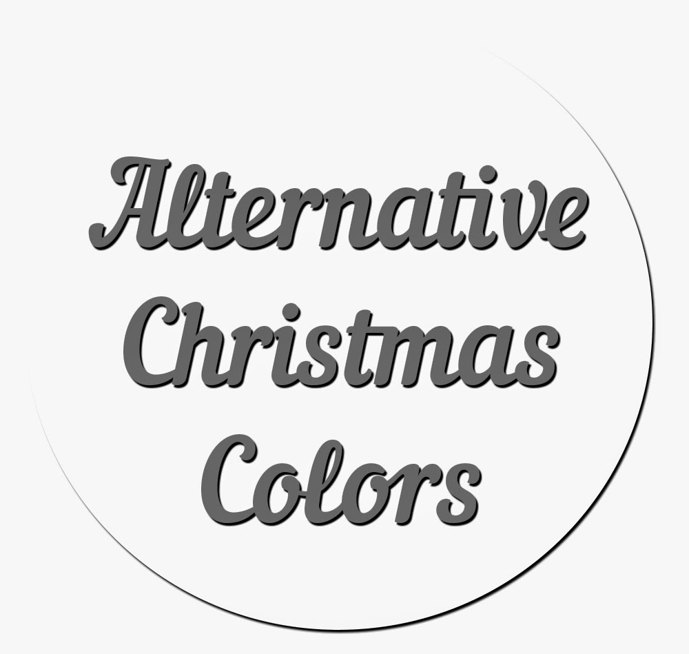Alternative Winter Christmas Colors