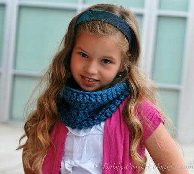 free crochet cowl pattern