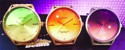relógios em degradê Manto Sagrado Chilli Beans história das Copas futebol brasileiro