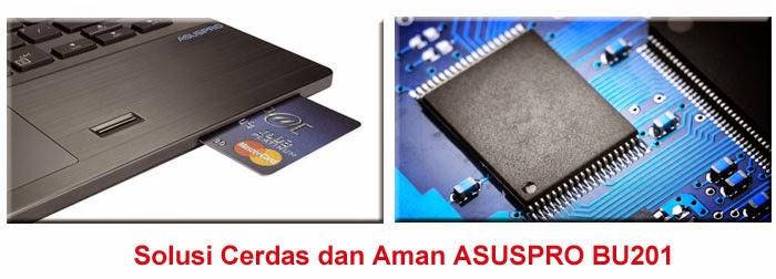 Solusi Cerdas ASUSPRO BU201 Ultrabook