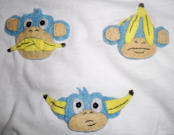 Detalle Monos Sabios