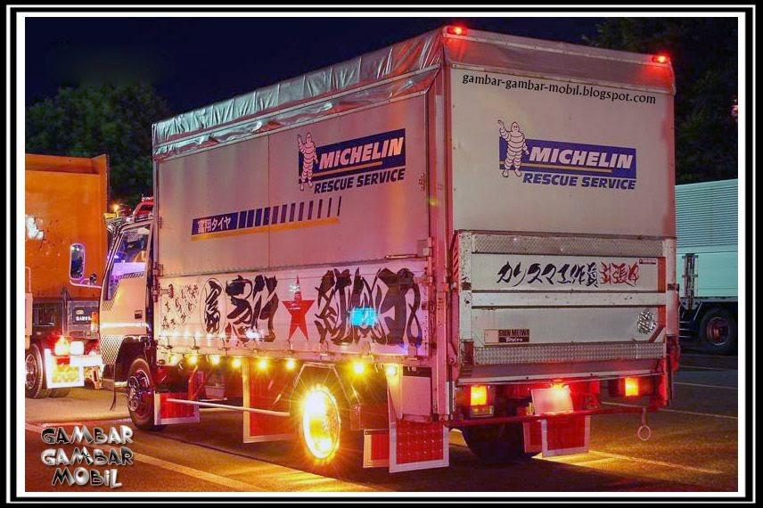 foto variasi mobil truk