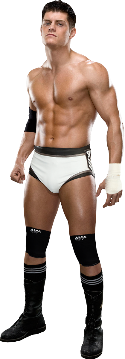 Codyrhodes Men Standing Poses Figure Drawing