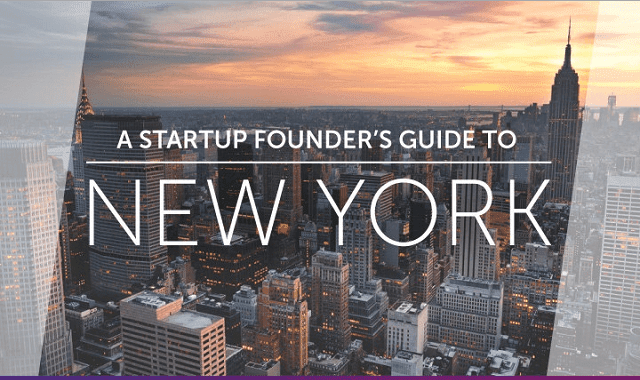 A Startup Founder's Guide to New York