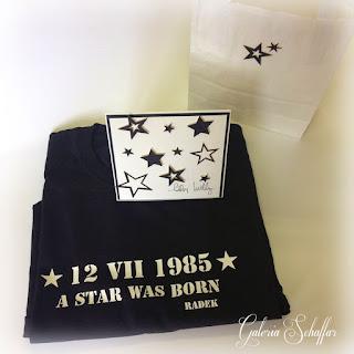 koszulka z nadrukiem indywidualnym pomysł na prezent urodzinowy