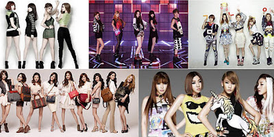Korean Girl Group (K-Pop)