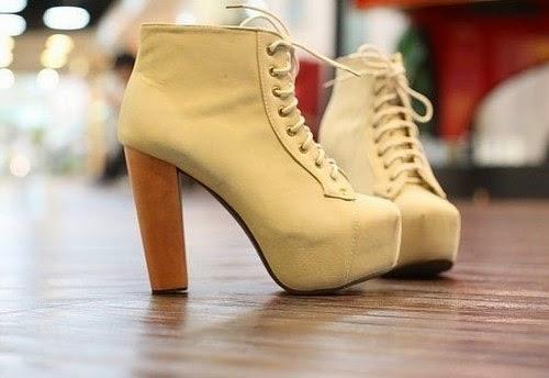 Maravillosos botines de mujer