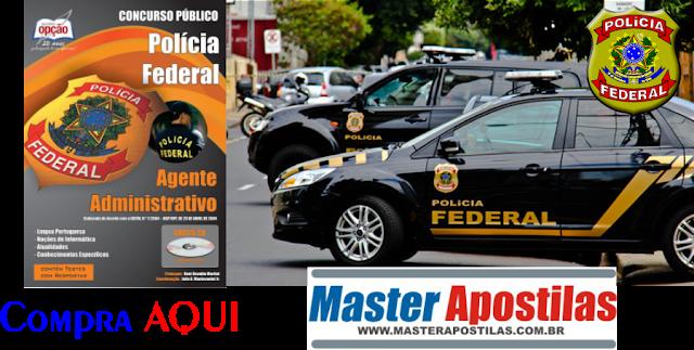 Apostila Concurso Polícia Federal 2013
