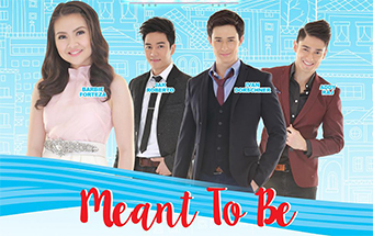 Meant To Be May 01 2017 SHOW DESCRIPTION: Meant to Be is a Philippine television drama broadcast by GMA Network starring Barbie Forteza, Mika Dela Cruz, Ivan Dorschner, Ken Chan, […]