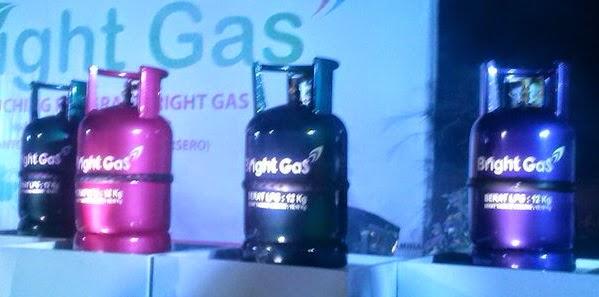 informasi tentang bright gas