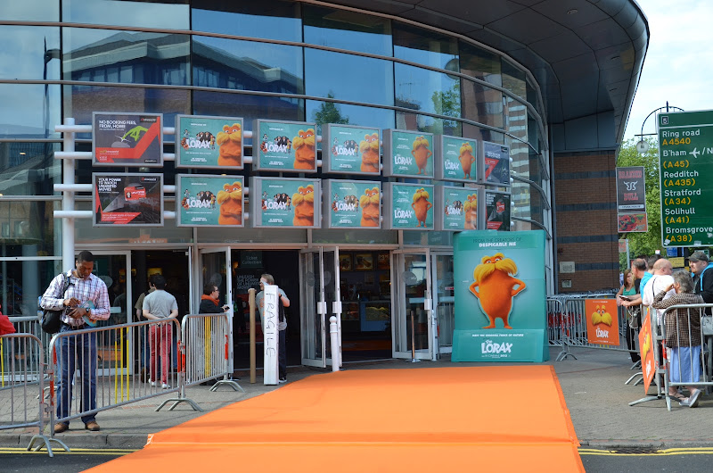 The Lorax Premier - From The Orange Carpet title=