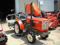 трактор Yanmar YM1510D