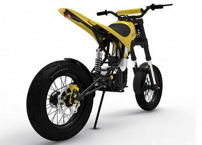 compressed air 02 pursuit motorbike