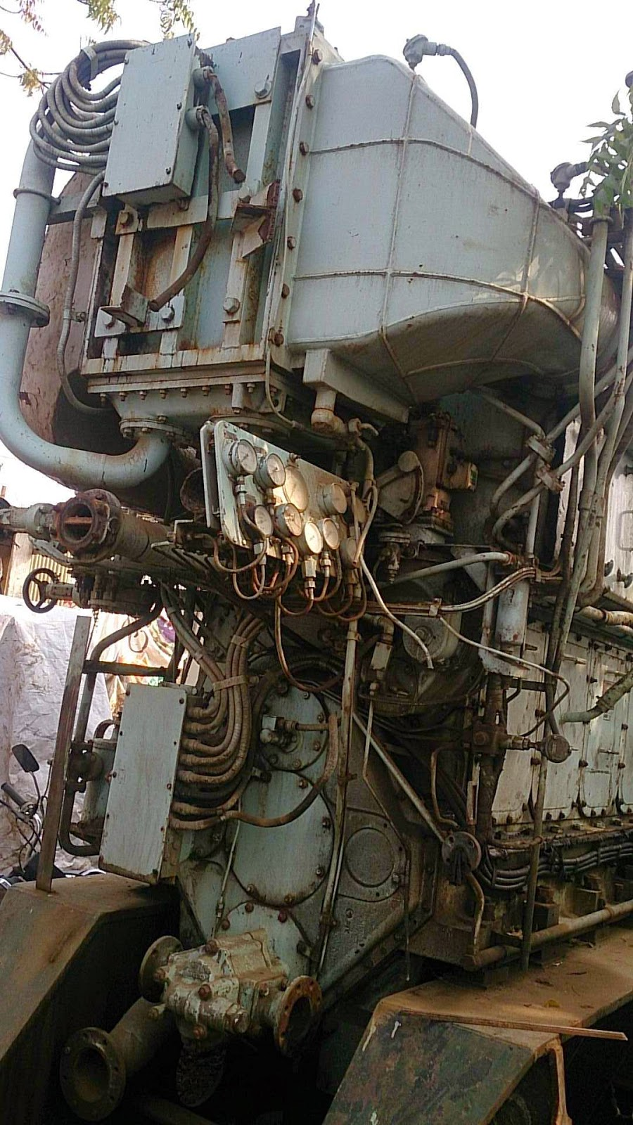 Daihatsu used second hand generators, Daihatsu generator supplier