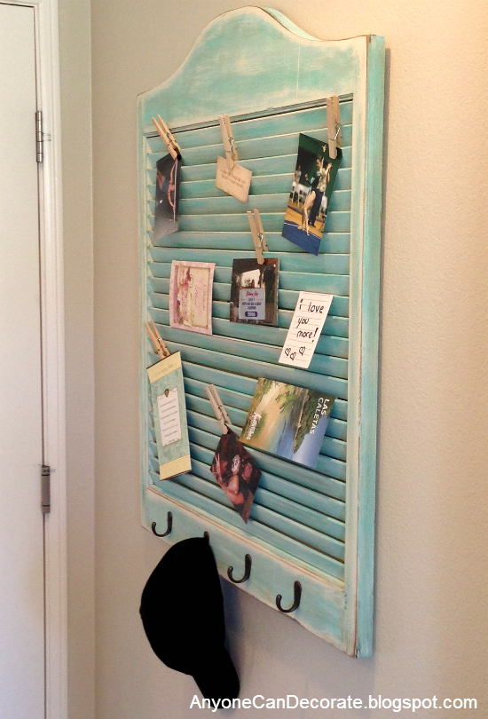 anyone can decorate 10 diy organizer bulletin board