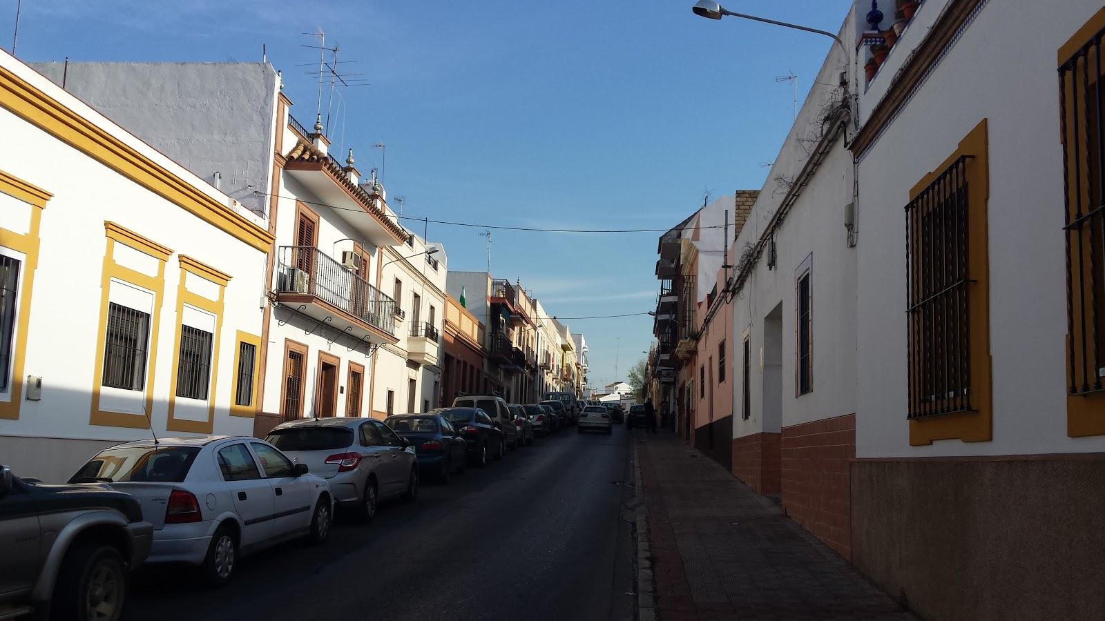 calle Vegueta
