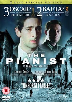 Filme Poster O Pianista DVDRip XviD & RMVB Dublado