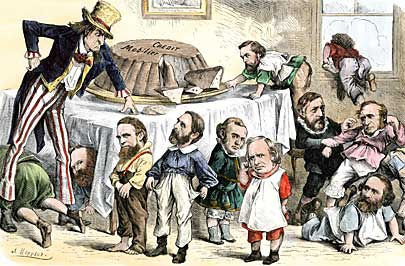 federal government s role in the gilded age Plagiarizing from wikipedia: the gilded age was an era of rapid economic   politically no, while federal government involvement was nowhere near what it  was.