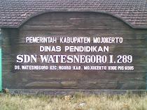 SDN WATESNEGORO I