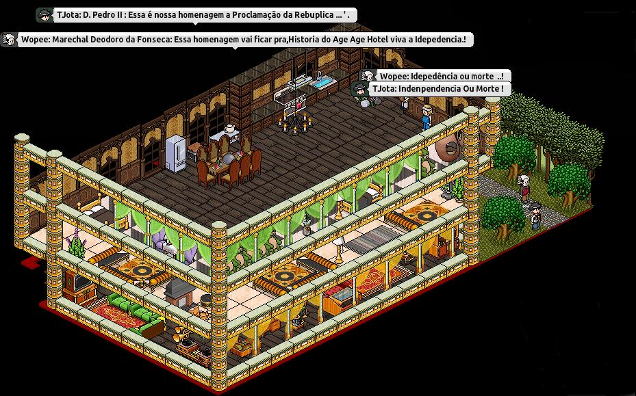 Jogo Do Habblet ~ HABBLET HOTEL