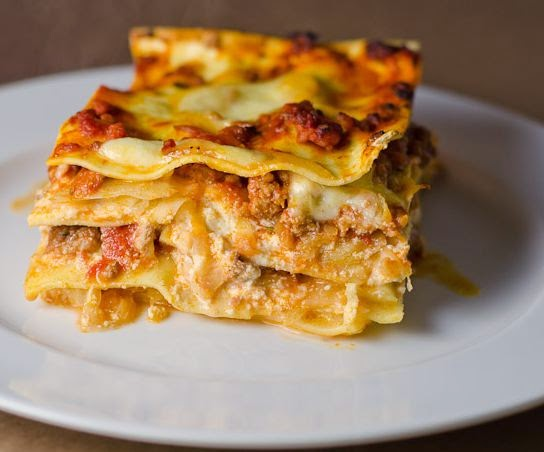 Resep Membuat Lasagna Panggang Rumahan Mudah